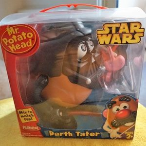 Other - Mr. Potato Head - Darth Tater